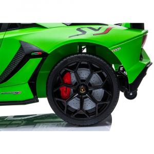Masinuta electrica Chipolino Lamborghini Aventador SVJ green20