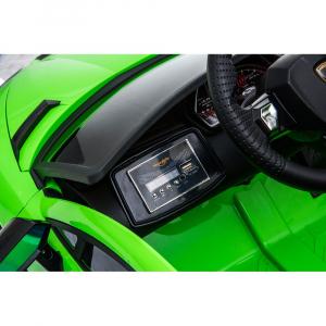Masinuta electrica Chipolino Lamborghini Aventador SVJ green18