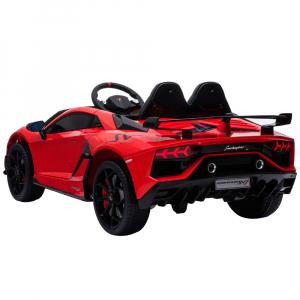 Masinuta electrica Chipolino Lamborghini Aventador SVJ red [3]