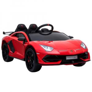 Masinuta electrica Chipolino Lamborghini Aventador SVJ red [6]