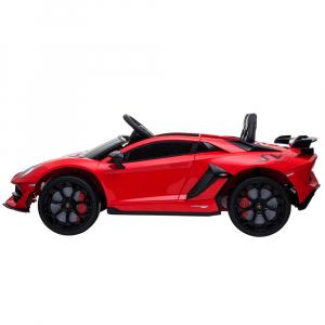 Masinuta electrica Chipolino Lamborghini Aventador SVJ red [2]
