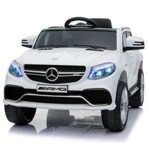 Masinuta electrica Chipolino Mercedes Benz AMG white [0]