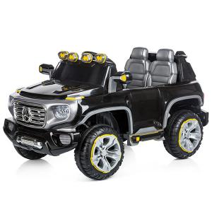Masinuta electrica Chipolino SUV Mercedes Benz G Force black [4]