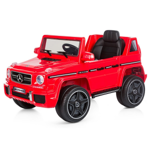 Masinuta electrica Chipolino SUV Mercedes Benz G63 red [2]