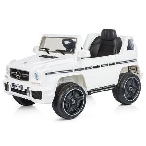 Masinuta electrica Chipolino SUV Mercedes Benz G63 white [0]