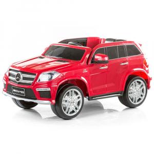 Masinuta electrica Chipolino SUV Mercedes Benz GL63 AMG red [4]