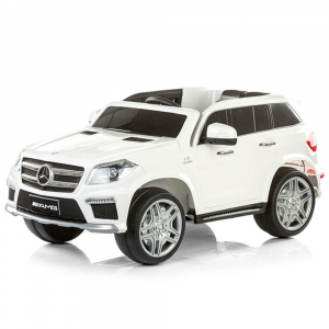 Masinuta electrica Chipolino SUV Mercedes Benz GL63 AMG white4
