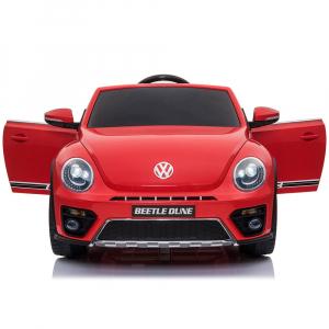 Masinuta electrica Chipolino Volkswagen Beetle Dune red7