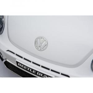 Masinuta electrica Chipolino Volkswagen Beetle Dune white [16]