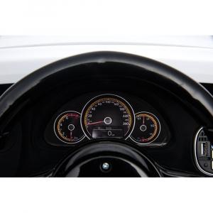 Masinuta electrica Chipolino Volkswagen Beetle Dune white [33]