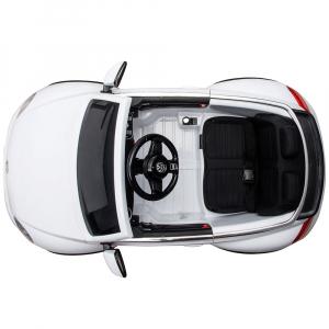 Masinuta electrica Chipolino Volkswagen Beetle Dune white [34]