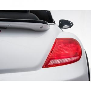 Masinuta electrica Chipolino Volkswagen Beetle Dune white [32]