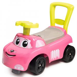 Masinuta Smoby Auto pink1