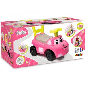 Masinuta Smoby Auto pink5