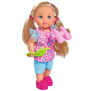Papusa Simba Evi Love 12 cm Baby Safari cu figurine si accesorii [1]