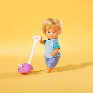 Papusa Simba Steffi Love 29 cm Baby World cu 2 copii, 1 bebelus si accesorii7