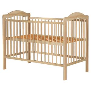 Patut copii din lemn Hubners Lizett 120x60 cm natur0