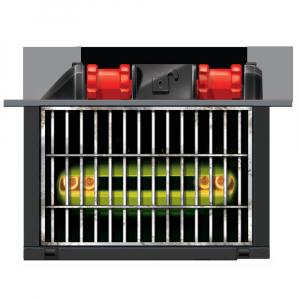 Pista de masini Dickie Toys Prison Break cu 2 masini1