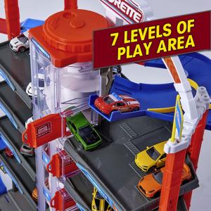 Pista de masini Majorette Super City Garage12