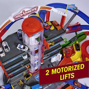 Pista de masini Majorette Super City Garage9