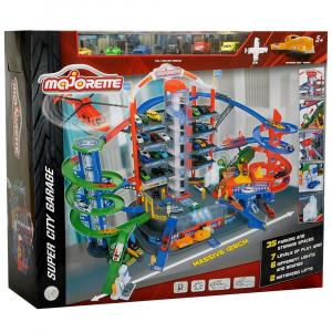 Pista de masini Majorette Super City Garage25