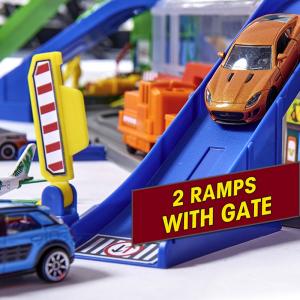 Pista de masini Majorette Super City Garage13