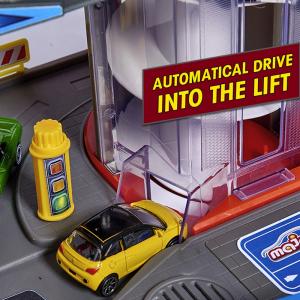 Pista de masini Majorette Super City Garage8