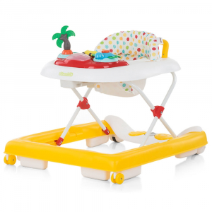 Premergator Chipolino Jolly 3 in 1 yellow dots0