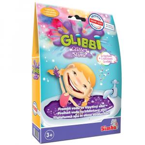 Pudra de baie Simba Glibbi Glitter Slime 150 g0
