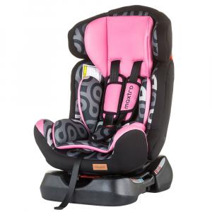 Scaun auto Chipolino Maxtro 0-25 kg rose pink0