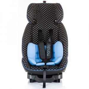 Scaun auto Chipolino Mondo 0-25 kg sky blue cu sistem Isofix [2]