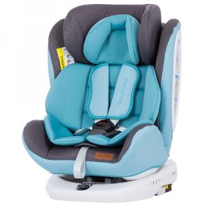 Scaun auto Chipolino Tourneo 0-36 kg baby blue cu sistem Isofix0
