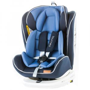 Scaun auto Chipolino Tourneo 0-36 kg blue cu sistem Isofix [0]
