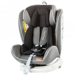 Scaun auto Chipolino Tourneo 0-36 kg grey cu sistem Isofix [4]