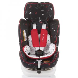 Scaun auto Chipolino Tourneo 0-36 kg paris cu sistem Isofix2