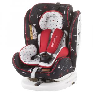 Scaun auto Chipolino Tourneo 0-36 kg paris cu sistem Isofix0