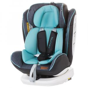 Scaun auto Chipolino Tourneo 0-36 kg sky blue cu sistem Isofix [0]