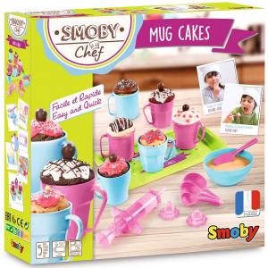 Set canite pentru prajituri Smoby Chef cu accesorii [8]