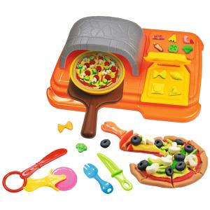 Set Simba Art and Fun Pizza Dough cu 14 accesorii [0]