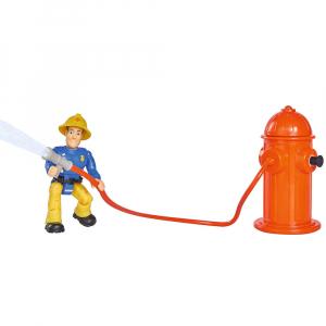 Set Simba Fireman Sam Action Play Set3