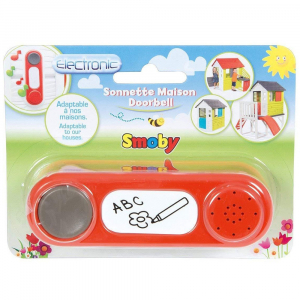 Sonerie electronica Smoby pentru casuta copii0