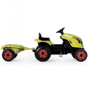 Tractor cu pedale si remorca Smoby Claas Farmer XL [1]