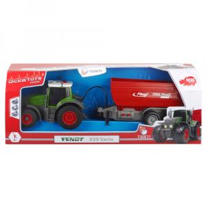 Tractor Dickie Toys Fendt 939 Vario cu remorca [8]