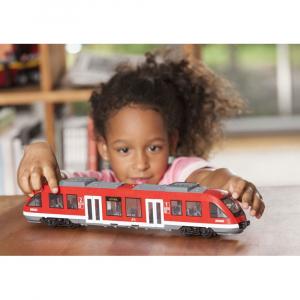 Tren Dickie Toys City Train3