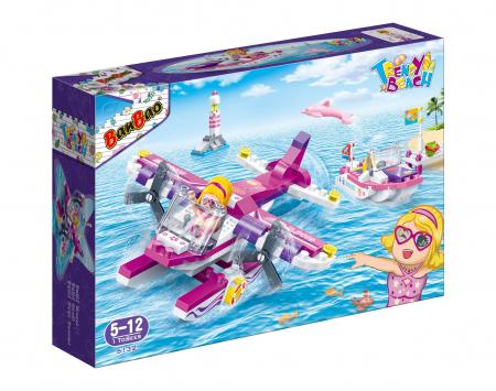 Plaja trendy - Hidroavion, salupa si ponton0