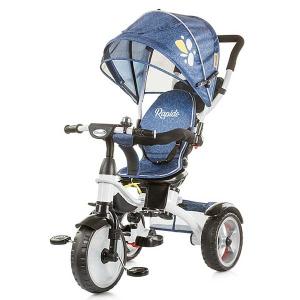 Tricicleta Chipolino Rapido blue indigo [4]