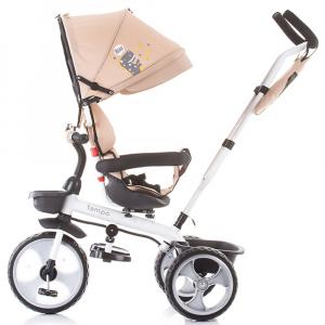 Tricicleta Chipolino Tempo caramel [3]
