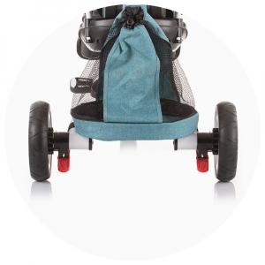 Tricicleta gemeni Chipolino 2Fun grey7