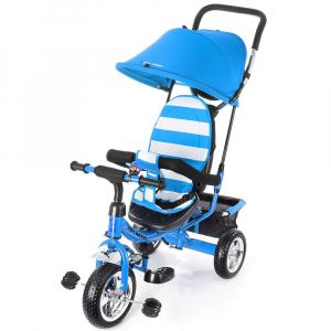 Tricicleta Kidz Motion Tobi Junior blue [0]