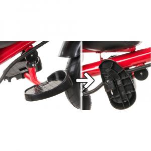 Tricicleta Kidz Motion Tobi Play red [5]